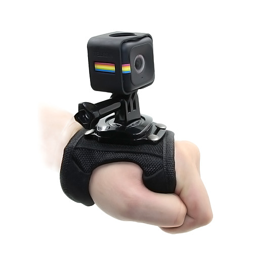 Ремешки на кисть Non-Slip Устойчивый к царапинам Износостойкий Регулируется Эластичный Для Экшн камера Polaroid Куб Отдых и Туризм