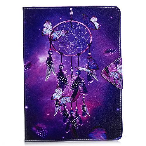 Кейс для Назначение Apple iPad Mini 4 iPad Mini 3/2/1 iPad 4/3/2 iPad Air 2 iPad Air Бумажник для карт Кошелек со стендом Флип Чехол