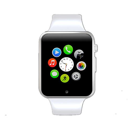 Смарт Часы Сенсорный экран Защита от влаги Израсходовано калорий Педометры Регистрация деятельности Информация Контроль сообщений