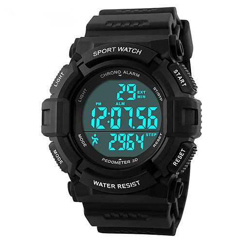 Smartwatch YYSKMEI 1116 for Calories Burned / Water Resistant / Water Proof / Exercise Record / Pedometers / Multifunction Stopwatch / Pedometer / Alarm Clock / Calendar / 200-250 / Sports