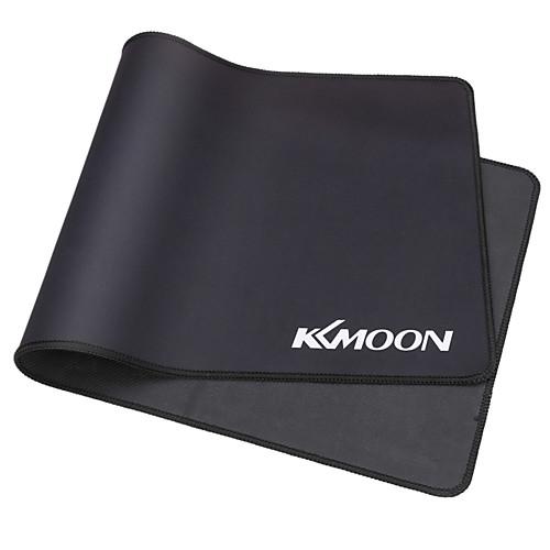 Купить со скидкой Kkmoon 600  300  3 мм большой размер простой черный удлиненный водостойкий противоскользящая резинка