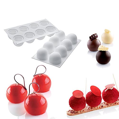 Инструменты для выпечки силикагель Инструмент выпечки Повседневное использование Формы для пирожных