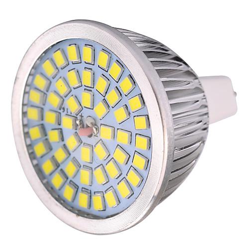 YWXLIGHT 7W 600-700lm MR16 Точечное LED освещение MR16 48 Светодиодные бусины SMD 2835 Декоративная Тёплый белый Холодный белый лампы освещение