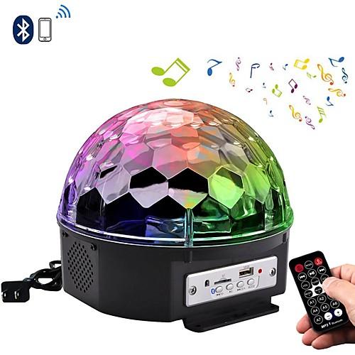 18W 6 светодиоды LED PAR-прожектор RGB