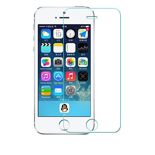 Защитная плёнка для экрана Apple для iPhone 6s Plus iPhone 6 Plus iPhone SE/5s Закаленное стекло 1 ед. Защитная пленка для экрана 21 5 221b7qpjkeb 00 black с поворотом экрана