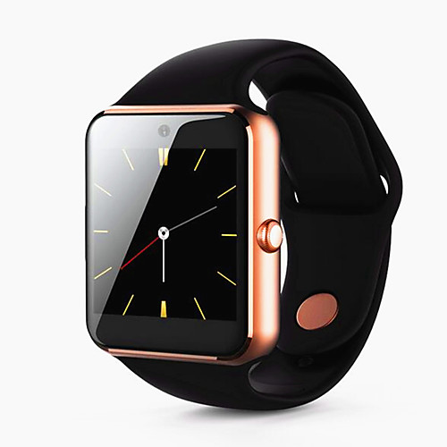 Smartwatch for iOS / Android Hands-Free Calls / Touch Screen / Video / Camera / Pedometers Pedometer / Call Reminder / Sleep Tracker / Sedentary Reminder / Find My Device
