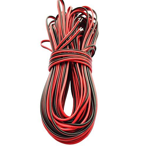 5 м светодиодная линия удлинителя полосы для smd 8 мм 3528 10 мм 5050 5630 одноцветный 2-контактный водонепроницаемый светодиодный cabos vga кабель для удлинителя соединительная линия 3 6vga