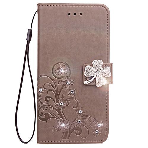 Кейс для Назначение Nokia Lumia 925 Nokia Lumia 630 Nokia Lumia 640 Nokia Nokia Lumia 530 Бумажник для карт Кошелек Стразы со стендом чехол для для мобильных телефонов oem 2015 nokia lumia 630 n630 case for nokia lumia 630