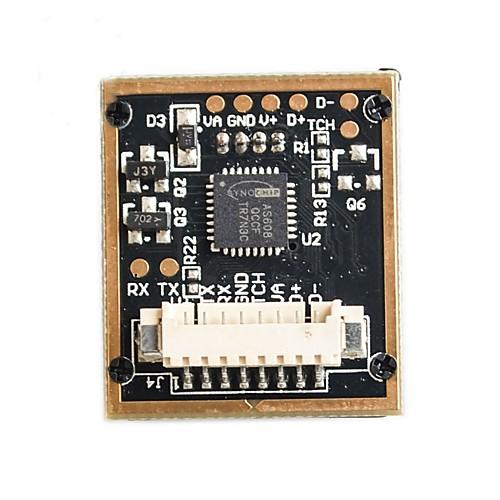 As608 оптический датчик отпечатков пальцев