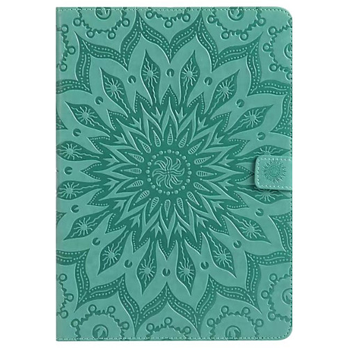 Case For Samsung Galaxy / Tab A 8.0 / Tab A 9.7 Tab E 9.6 / Tab A 10.1 (2016) Wallet / Card Holder / with Stand Full Body Cases Mandala Hard PU Leather for Tab E 9.6 / Tab A 7.0 / Tab A 10.1 (2016)