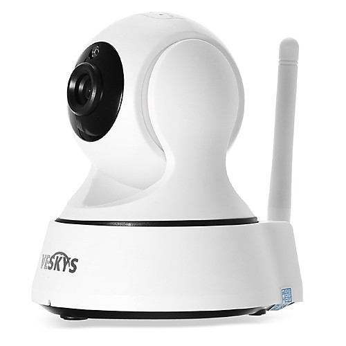veskys 1080p wi-fi охранное видеонаблюдение ip-камера с 2.0MP смартфоном для удаленного мониторинга беспроводная поддержка 64gb tf card видеонаблюдение