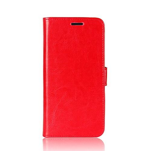 Кейс для Назначение Xiaomi Redmi 5 Plus Redmi Примечание 5A Бумажник для карт Кошелек со стендом Флип Магнитный Чехол Сплошной цвет аксессуар чехол with love moscow silicone для apple iphone x rainbow 5046