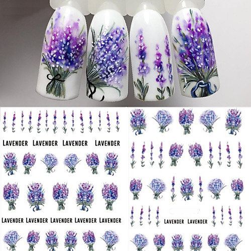 1-feuille-fleur-de-lavande-stickers-eau-pourpre-floraison-fleur-nail-transfert-stickers-nail-art-d-eau-joint-toboggan