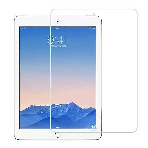 ASLING Screen Protector Apple for iPad Pro 10.5 (2017) iPad 9.7 (2017) iPad Pro 12.9'' iPad Pro 9.7'' Tempered Glass 1 pc Full Body Screen