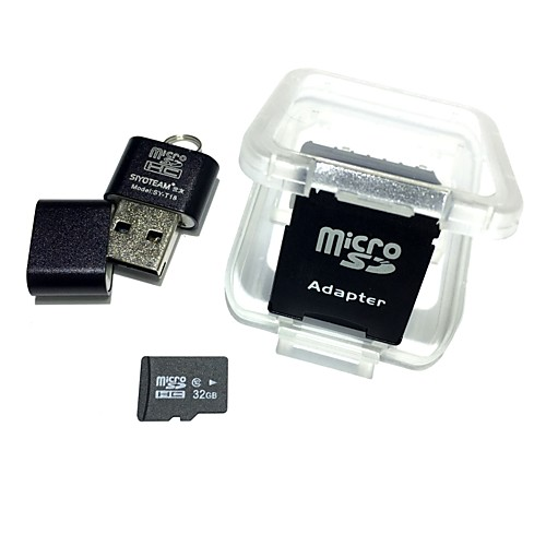 32 Гб Карточка TF Micro SD карты карта памяти Class10 AntW1-32 карта памяти other 128mb 32 tf sd t3