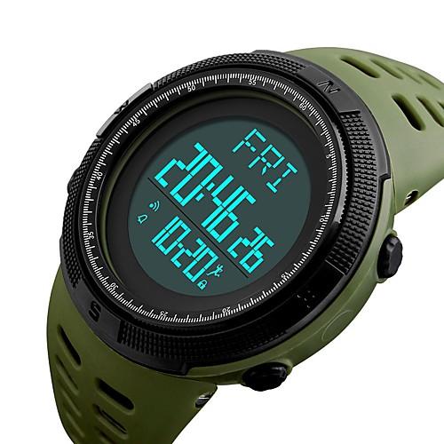 Смарт Часы YYSKMEI1295 Защита от влаги / Педометры / Длительное время ожидания будильник / Календарь / С двумя часовыми поясами