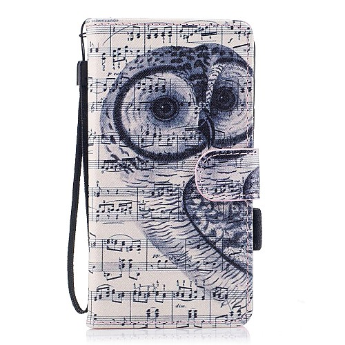 Case For Samsung Galaxy J7 (2017) / J5(2016) / J3 (2017) Wallet / Card Holder / with Stand Full Body Cases Owl Hard PU Leather for J5 (2017) / J5 (2016) / J3 (2017)