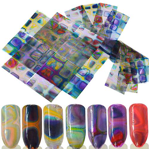 16 pcs Мода Аксессуары / 3D-стикеры для ногтей / 3-D Повседневные бады здоровье и красота а нематод для внутренней гигиены противогельминтный