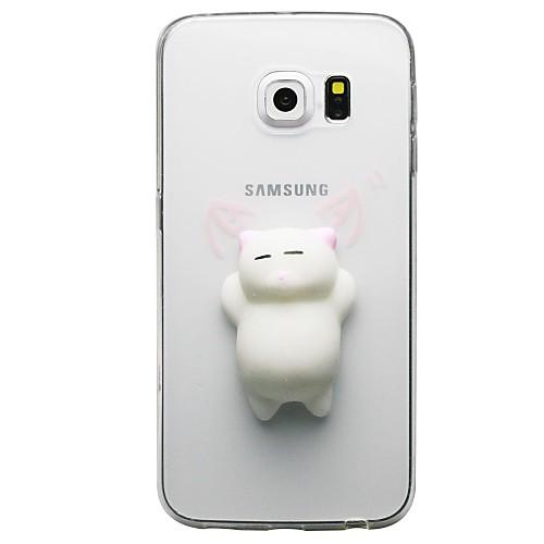Кейс для Назначение SSamsung Galaxy S8 Plus S8 Прозрачный С узором болотистый Своими руками Кейс на заднюю панель Кот 3D в мультяшном мебель своими руками cd с видеокурсом
