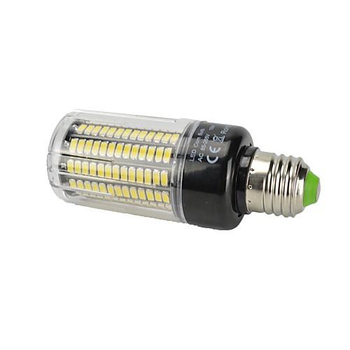 1шт 15 W 1380 lm E14 / E26 / E27 LED лампы типа Корн T 156 Светодиодные бусины SMD 5736 Декоративная Тёплый белый / Холодный белый 85-265 цена