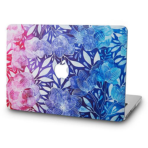MacBook Кейс Мандала Поликарбонат для Новый MacBook Pro 15 / Новый MacBook Pro 13 / MacBook Pro, 15 дюймов