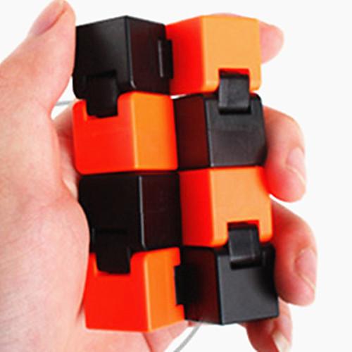 Кубик Infinity Cube Игрушки от стресса Кубики-головоломки Игрушки для изучения и экспериментов Устройства для снятия стресса Обучающая danniqite развивающие игрушки большие детские кубики 12 зодиакальных знаков года рождения 1 3 6 лет 160 кусков cdn 4138