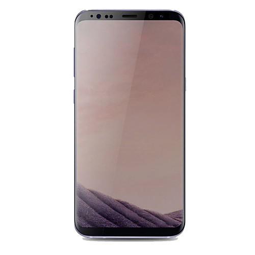 Защитная плёнка для экрана Samsung Galaxy для S8 Plus Закаленное стекло 1 ед. Защитная пленка для экрана 3D закругленные углы Anti-Spy samsung galaxy s8 nillkin 3d cp max anti explosion стекло экрана полное покрытие anti взрыв закаленное стекло экрана протектор