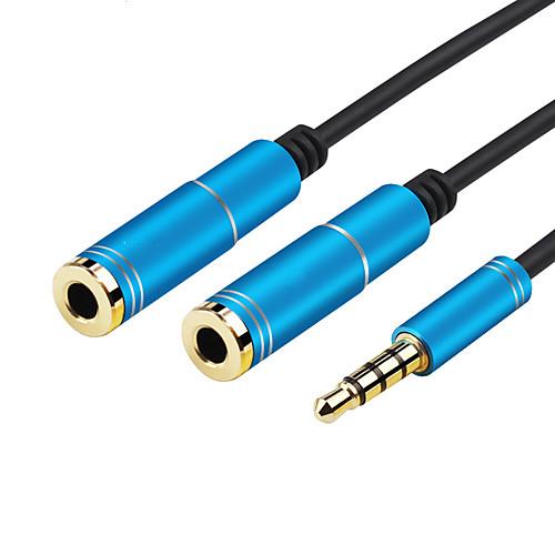 3,5 мм аудио разъем 3,5 мм аудио разъем to 3,5 мм аудио разъем 0,28 м (0.9Ft)