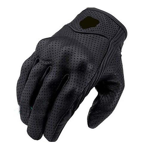 Перчатки для велосипедистов Сохраняет тепло С защитой от ветра Дышащий Противозаносный Спортивные перчатки Зима Силиконовый гель Горные велосипеды для Взрослые Гонки Мотоцикл