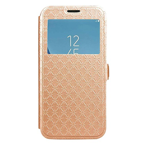 Case For Samsung Galaxy J7 (2017) / J5 (2017) / J3 (2017) Wallet / Card Holder / with Stand Full Body Cases Solid Colored Hard PU Leather for J7 Prime / J7 (2017) / J7 (2016)