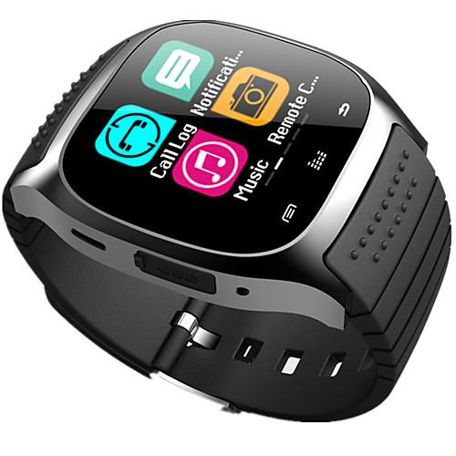 bluetooth smart watch новый m26 водонепроницаемый smartwatch шагомер anti-lost музыкальный плеер ios android phone pk a1 dz09