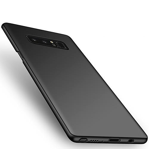 Кейс для Назначение SSamsung Galaxy Note 8 Ультратонкий Кейс на заднюю панель Однотонный Твердый ПК для Note 8 фото