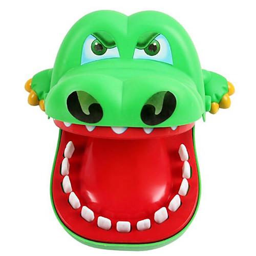 Crocodile Dentist Fish Crocodile Large Size Biting Hand Kid's Adults' Unisex Toy Gift