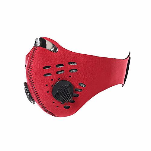 Спортивная маска Лицевая Маска Велоспорт Велоспорт Черный Красный Синий Неопрен для Универсальные Горный велосипед Дикая местность Мотоцикл Велосипеды для активного отдыха / Горные велосипеды фото