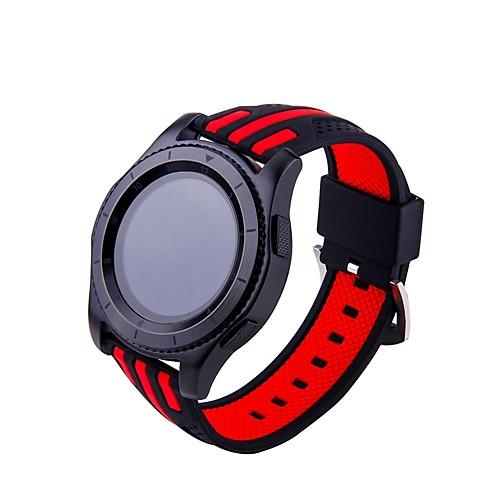 Купить со скидкой Ремешок для часов для Gear S3 Frontier Samsung Galaxy Спортивный ремешок силиконовый Повязка на запя