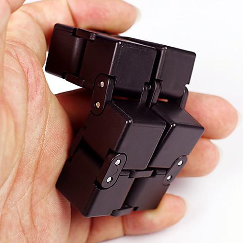 Кубик Infinity Cube Игрушки от стресса Кубики-головоломки Устройства для снятия стресса Новинки пластик 1pcs Куски Мальчики Детские