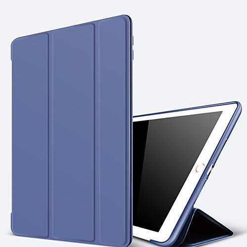 Кейс для Назначение Apple iPad Mini 4 iPad Mini 3/2/1 iPad 4/3/2 iPad Air 2 iPad Air со стендом Авто Режим сна / Пробуждение Чехол позиционеры для сна candide позиционер с подголовником воздухопроницаемая панда air