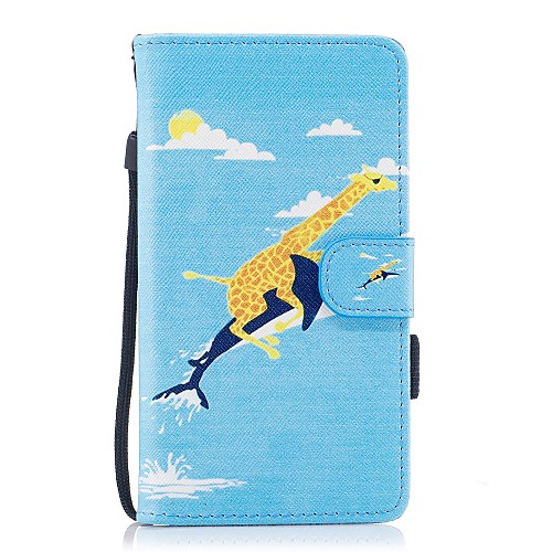 Case For Samsung Galaxy J7 (2017) / J5(2016) / J3 (2017) Wallet / Card Holder / with Stand Full Body Cases Animal Hard PU Leather for J5 (2017) / J5 (2016) / J3 (2017)