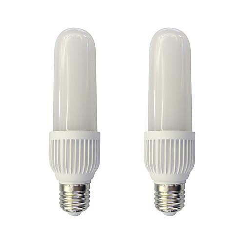 2pcs 18W 1460lm E27 LED лампы типа Корн T 96 Светодиодные бусины SMD 2835 Тёплый белый Белый 220-240V