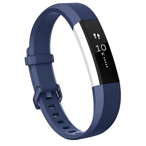 Силиконовые Ремешок для часов Ремень для Синий 18cm / 7 дюймы 2cm / 0.8 дюймы фото