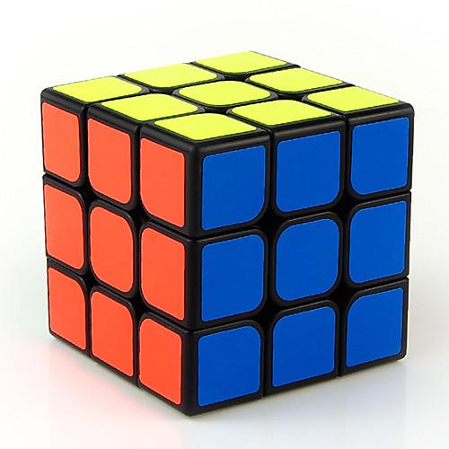 Кубик рубик MoYu 333 Спидкуб Кубики-головоломки / Устройства для снятия стресса / Обучающая игрушка головоломка Куб Гладкий стикер Подарок Универсальные
