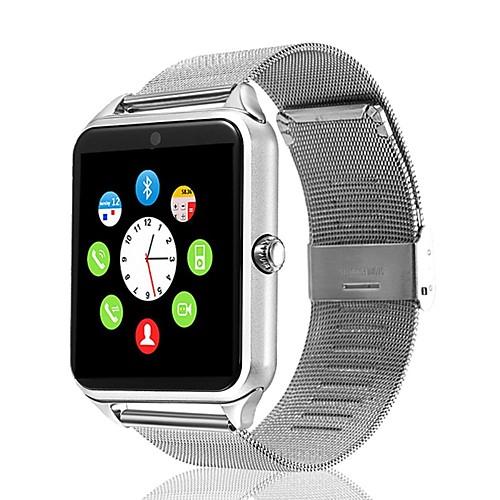 gt09 smart bluetooth watch можно подключить к мобильному телефону SIM-карту напоминание о звонках hands-free звонок по телефону фото android ios