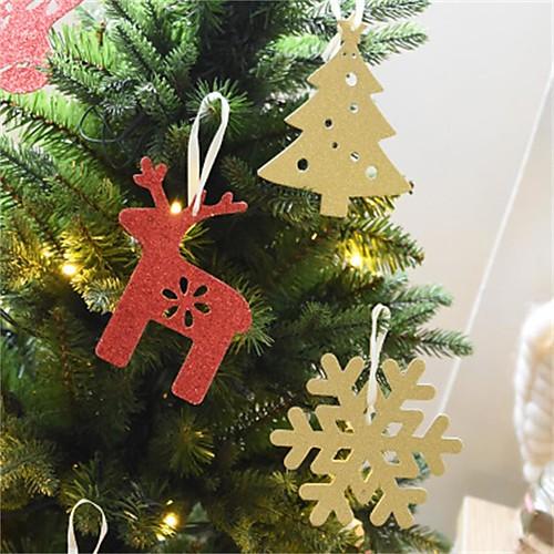 6шт Рождество Рождественские украшенияForПраздничные украшения 1510 рождественские украшения oem 20