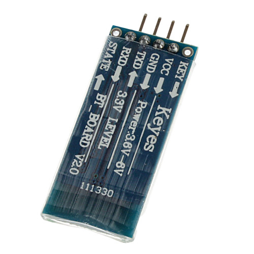 HC-06 Беспроводной Bluetooth трансивер главный модуль для Arduino от MiniInTheBox.com INT