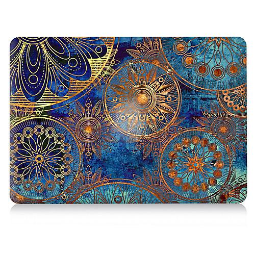 MacBook Кейс Мандала Поликарбонат для Новый MacBook Pro 15 / Новый MacBook Pro 13 / MacBook Pro, 15 дюймов 17 logic board for macbook pro a1212 motherboard p n 820 2059 a 611 4235 cpu t7600 2 33ghz ma611 2006