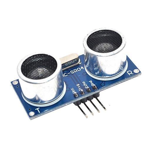 Купить со скидкой Ультразвуковой модуль HC-SR04 с функцией hands-free для Arduino