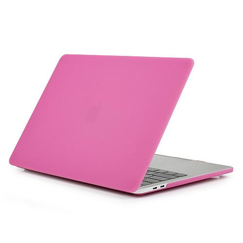 MacBook Кейс Матовое Однотонный Поликарбонат для Новый MacBook Pro 15 / Новый MacBook Pro 13 / MacBook Pro, 15 дюймов