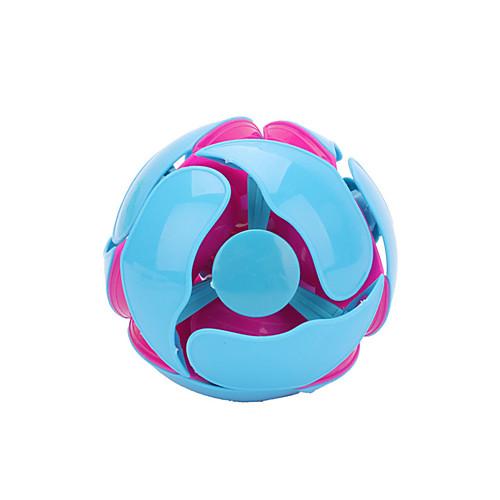 Разноцветные магические шары Спортивные товары Семья Друзья Веселье Градиент цвета Меняет цвета Мягкие пластиковые 1 pcs Детские Игрушки Подарок