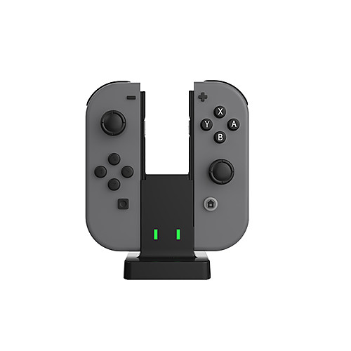 Switch USB Батареи и зарядные устройства Назначение Nintendo Переключатель Батареи и зарядные устройства Перезаряжаемый > 480H Проводной