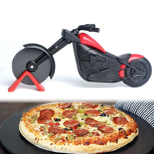 Инструменты для пиццы Мотоспорт конфеты Для пиццы Для торта Пицца Пироги Нержавеющая сталь категория А (ABS) основа для пиццы замороженная оптом